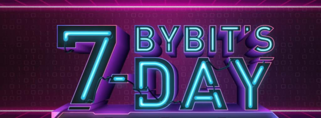 Bybit 7-Day チャレンジ
